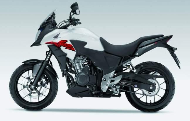 Honda CB500X 13
